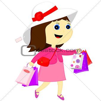 baby shopping