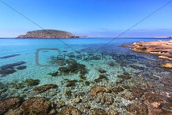 Cala Conta, Cala de Comte,Ibiza