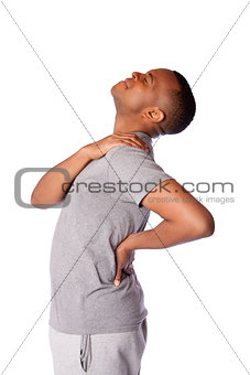 Back, Neck Shoulder pain