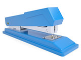 Blue small stapler