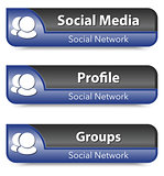 Set of Social network elements