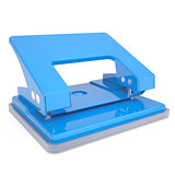 Blue hole punch