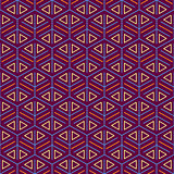 Purple Seamless Pattern with Mesh Texture