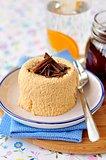 Caramel Quark Dessert