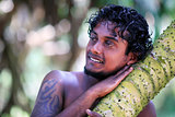 Sri Lanka man