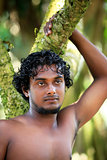 Sri Lanka man