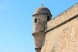 Palma Old City Walls Majorca