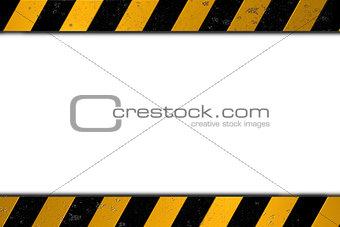 warning bars