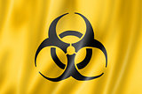 Biohazard flag