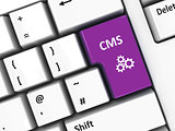 Computer keyboard CMS