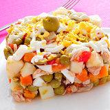ensaladilla rusa, spanish russian salad