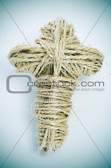 rope cross