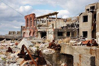 Abandoned Island of Gunkanjima
