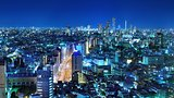 Tokyo Panorama at Bunkyo Ward