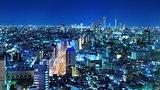Tokyo Panorama at Bunkyo Ward