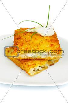 Breaded Ð¡od Fillet