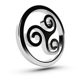 Celtic Triskelion