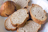 Sliced Sour Dough French Bread