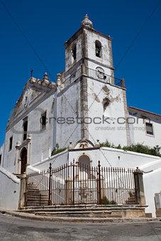Church of St. Sebastian (Igreja de Sao Sebastiao) Lago, Portugal