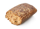 Part  bread with seeds