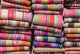 Woven blankets