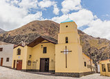 Iruya church