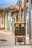 Trinidad bici taxi