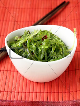 appetizer of seaweed - Japanese Chuka Salad