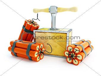 detonator dynamite