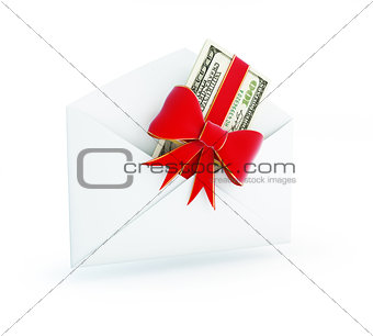 mail dollar gift
