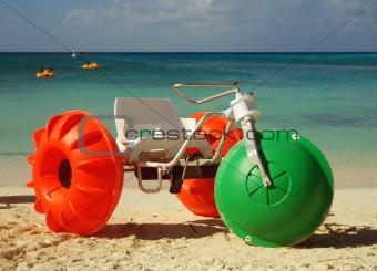 Beach entertainment