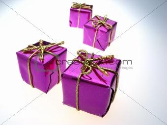 four boxs