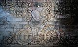 Balinese carving 1