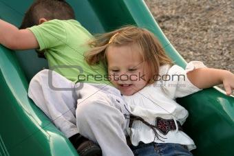 Sliding Siblings 4