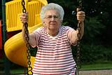 Swinging Grandmother 10