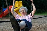 Swinging Grandmother 12