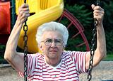 Swinging Grandmother 8