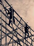 Bamboo Scaffolding