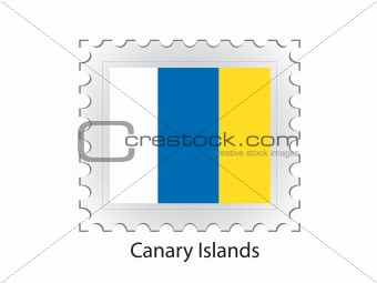 Canary Islands flag