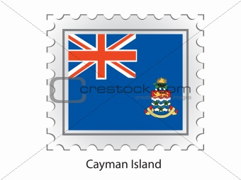 Flag of Cayman Island