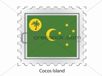 Flag of Cocos Island