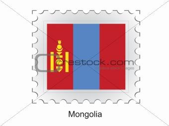 Flag of Mangolia