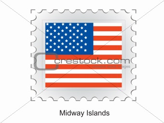 Flag of Midway Island