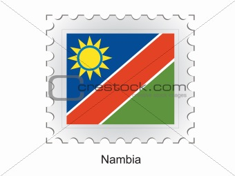 Flag of Nambia