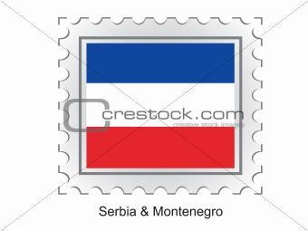 Flag of Serbia & Montenegro