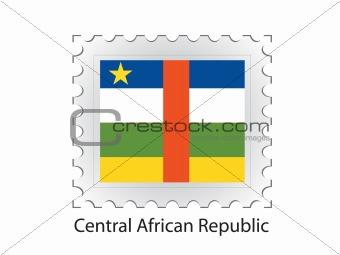 Central Africa Republic flag