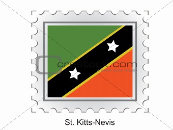 Flag of St. Kitts-Nevis