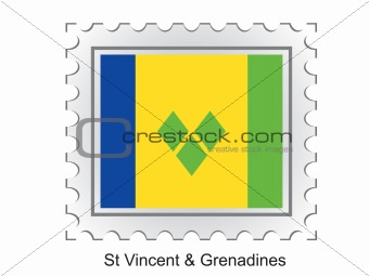 Flag of St. Vincent & Grenadines