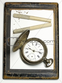 time in frame