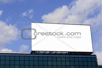 Blank Billboard 2